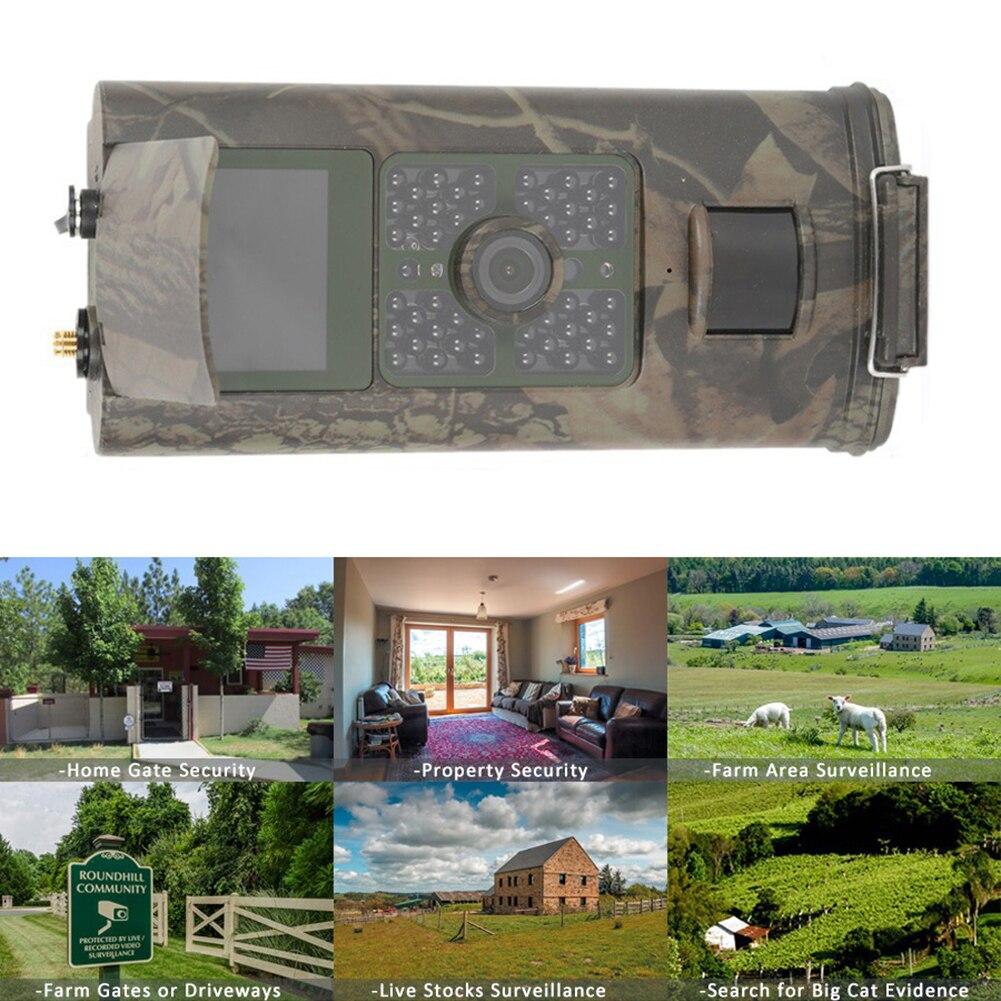 Suntekcam 2G GSM Trail Wilde Jagd Kamera Fallen Foto HC700M 16MP 1080P MMS Infrarot Nachtsicht Video Kameras überwachung
