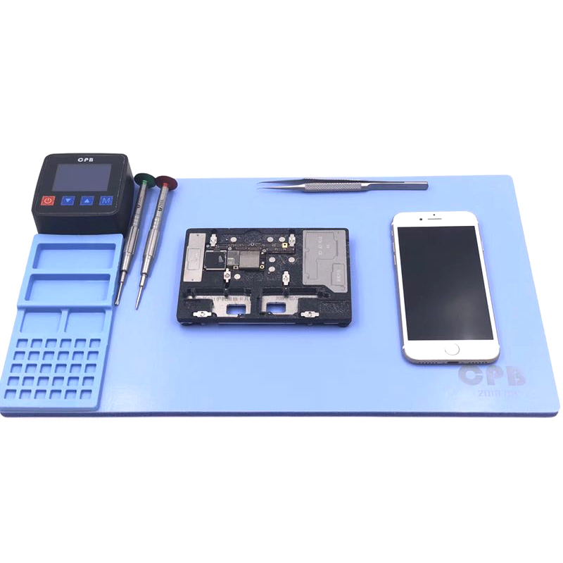 CPB.300 Heating Silicone Plate LCD Separator Heating Pad For Phone Ipad Samsung Touch Screen  Split Open Tools