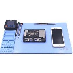 CPB.300 Riscaldamento Del Silicone Piatto LCD Separatore di rilievo di Riscaldamento Per Il Telefono ipad Samsung Touch Screen Split Apri Strumenti