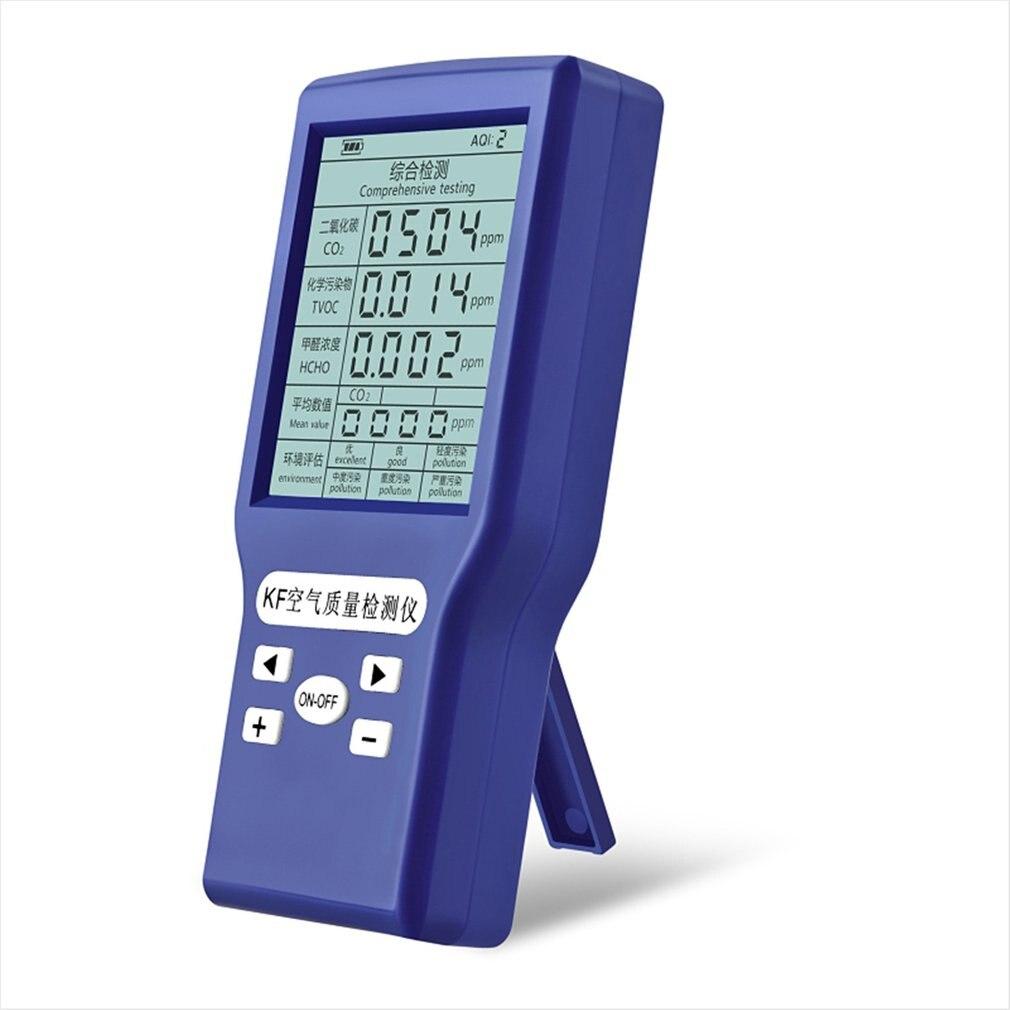 Formaldehyde Detector Carbon Dioxide Detector Air Quality Detector Combustible Gas Detector Pollution Meter Sensor