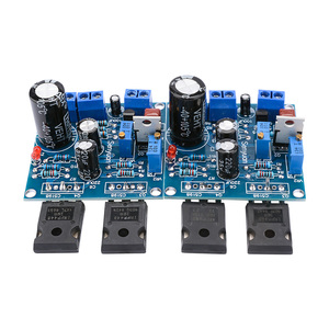 Image 5 - AIYIMA 1Pair 1969M FET Bile Power Amplifier Board 25W+25W 1969 IRFP448 Tube Amplifier Home Sound Theater DIY Super 1875 3886 AMP