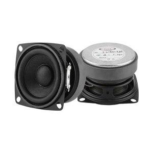 Image 4 - AIYIMA 2Pcs נייד רמקול 4Ohm 15W מלא טווח אודיו רמקולים עמודת DIY Bluetooth WIFI רמקול עבור בית קול תיאטרון