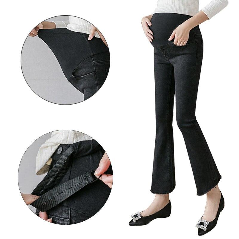 Trousers Elastic Trousers Adjustable Extenders Jean Pregnancy  UK Seller