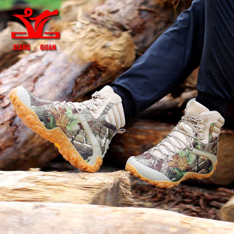 Mới Đi Bộ Đường Dài Cho Nam Đi Bộ Đường Dài Ủng Quân Sự Giày Cắm Trại Chiến Thuật Giày Nam Leo Núi Chống Thấm Nước Giày Nữ Xe Máy Khởi Động