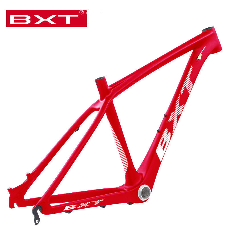 Full Carbon 26er Mountain Bike Frame 14inch Bicicletas Small MTB Bicycle Frame For Kids Teens Woman Superlight Frames