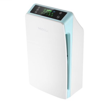 WEOOLA Air Purifier with True HEPA Filter Actived Carbon Layer Filter Cleaner Air Cleaner Remove Formaldehyde PM2.5 Smoke Dust for sharp mx pc50h air purifier heap filter actived carbon filter water filter