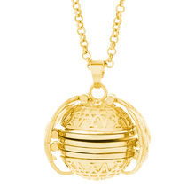 Bohemian Multi layer Pendant Necklaces For Women FExpanding Photo Locket Necklace Pendant Angel Wings Gift Jewelry Decoration(China)