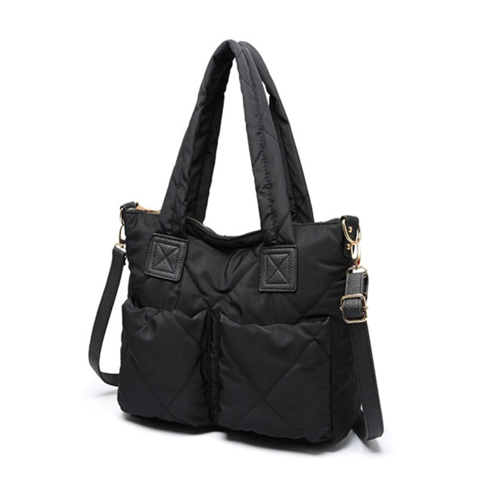 Novo simples saco de ombro das senhoras
