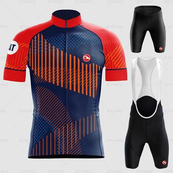 New 2020 Cycling Jersey set Road Mountian Bike Cycling Clothing set MTB Bicycle Sportswear Suit Cycling Clothes Set For Mans pro cycling jersey set cycling wear for summer mountain bike clothes bicycle clothing mtb bike cycling clothing cycling suit