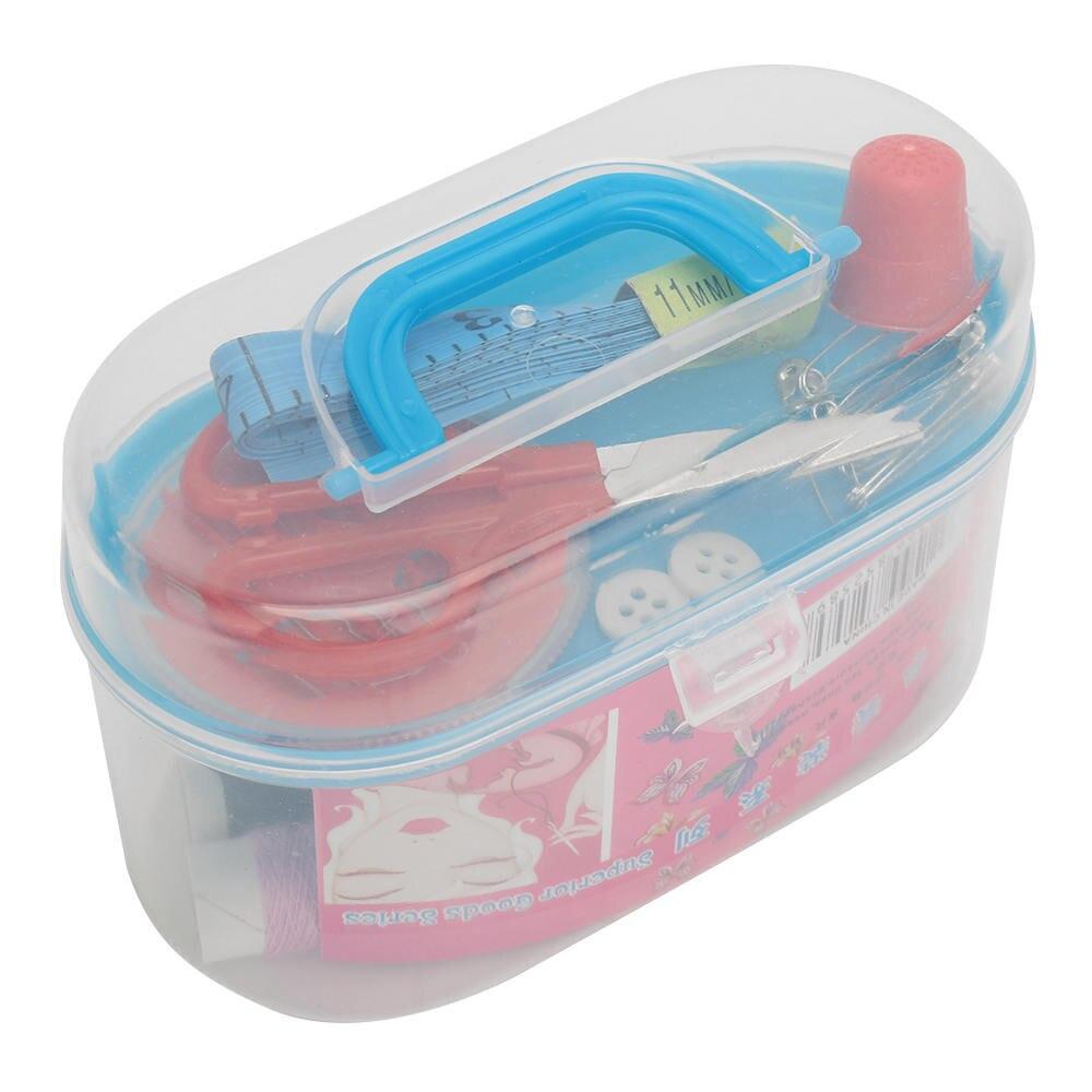 Многофункциональный набор для шитья устройство вдевания нитки игольчатая лента измерительные наперстки для ножниц коробка сумка Ручные Швейные аксессуары|Швейные инструменты и аксессуары|   | АлиЭкспресс