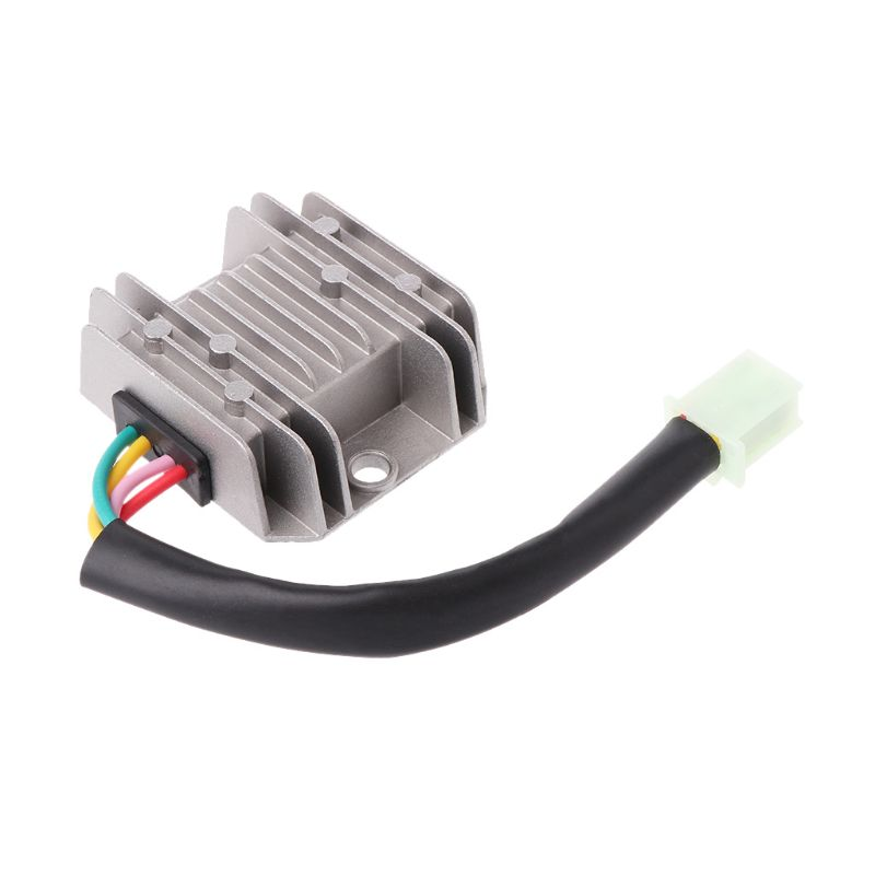 2021 New Atv Gy6 50 150cc Scooter 4, Motorcycle 5 Wire Regulator Rectifier Wiring Diagram
