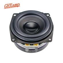 Alto-falante de baixa frequência composto da bacia do al-mg do orador 4ohm do baixo do midrange do woofer de 4 Polegada para o áudio de alta fidelidade parte 40w 1pc