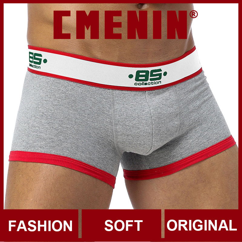 Free Shipping 2020 New Underwear Men Boxers Ice Silk Mens Boxershorts Underware Boxer Shorts Underpants Cueca Comfortable