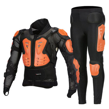 HEROBIKER Motorcycle Jacket Motocross Riding Motorbike Protection Armor Equipment Racing Body Armor Moto Ptotective Gears Combin wosawe motorcycle armor jacket motocross body protector ghost racing riding moto protective guard armor chest back protection