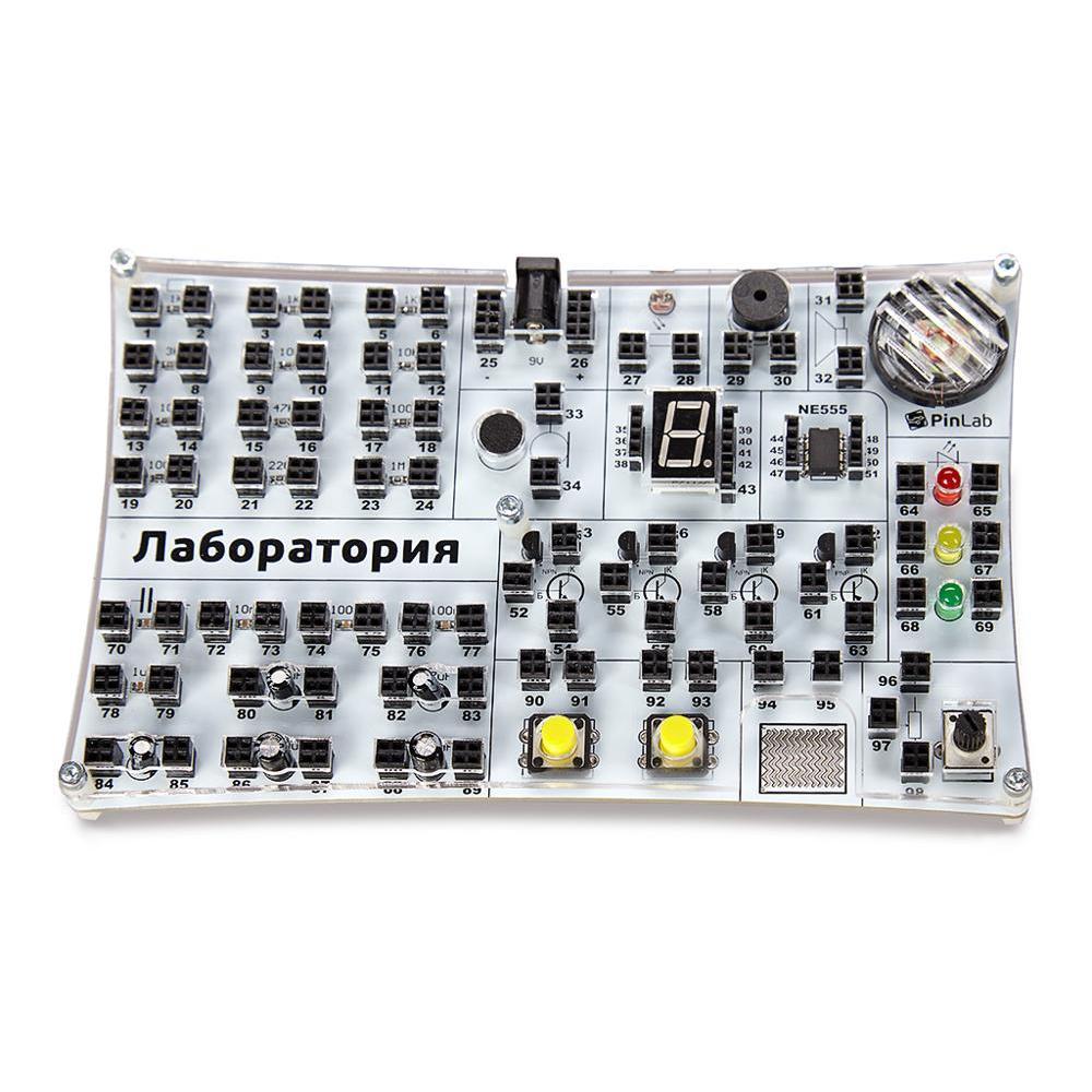 Laboratory, Electronics Basics
