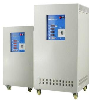 цена на 50KW 3 three phase IGBT Brushless AC Automatic Voltage Regulator Stabilizer