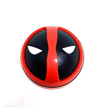 Spider-Man Deadpool Herb Grinder Weed 3 Parts Tobacco Accessories