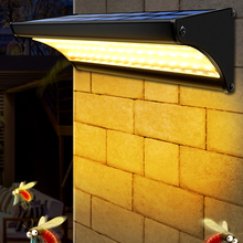 Solar Power Mosquito Repellent Wall Lamp Outdoor Waterproof 48led Solar Light Anti Insect