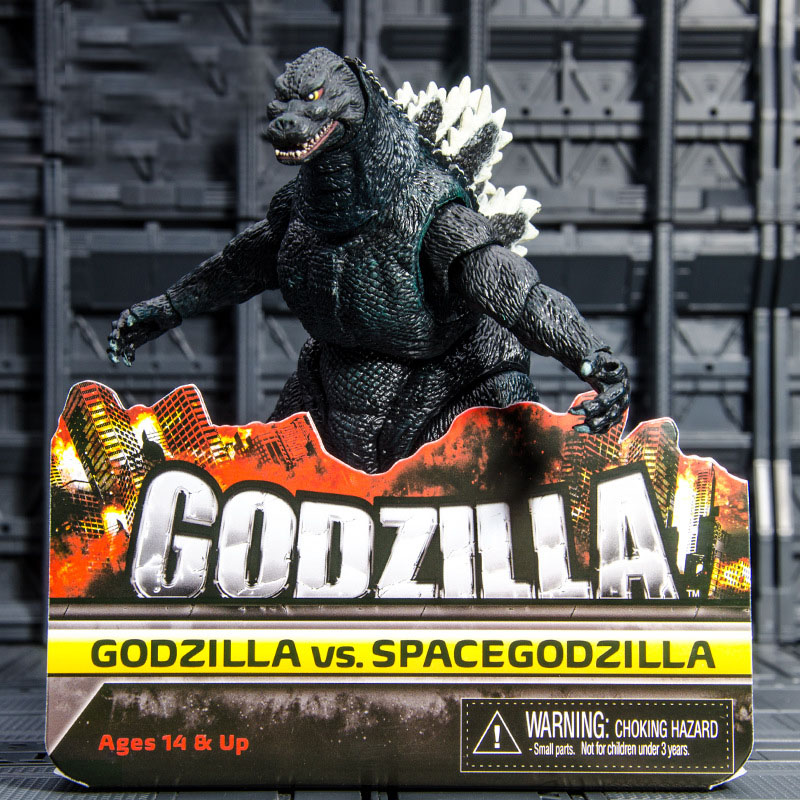 Full Set Of Godzilla 1954-2016 All Models Godzilla Monster Monster Atomic Attack 7 Inch Children Toy Model Decoration Cool Model
