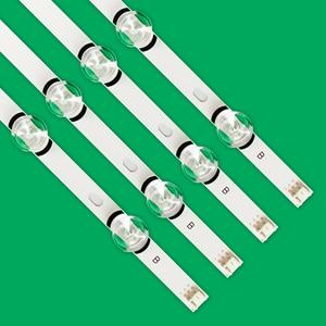 Image 4 - Barres de rétroéclairage, 8 pièces/ensemble, pour 47 pouces 47LB5610 CD 47LB580V ZM 47LB5600 47LY540S UA 47LB6000 UH AGF78401001 LED