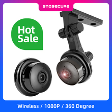 سنوسيفر المنزل الذكي 1080P واي فاي صغير سحابة التخزين IP كاميرا لاسلكية صغيرة CCTV للرؤية الليلية كشف الحركة اتجاهين الصوت