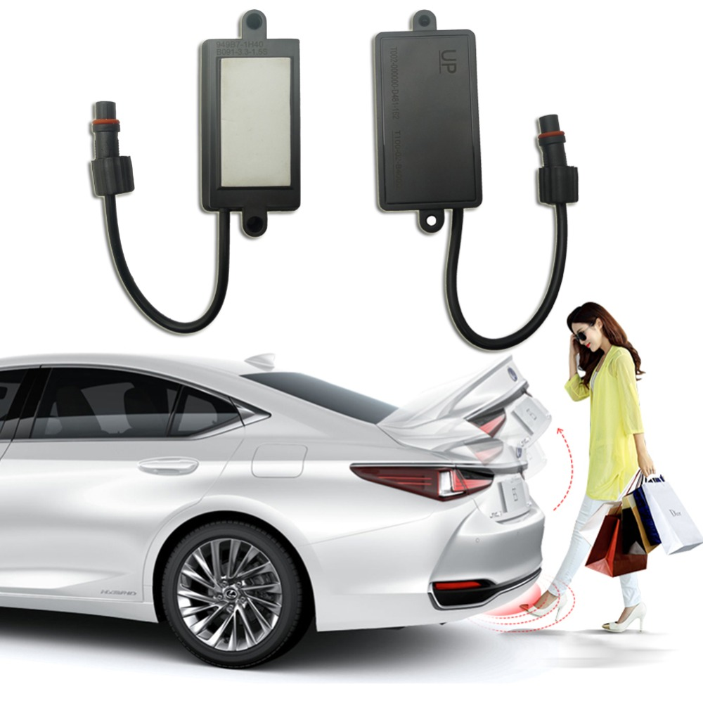 One Foot Sensor Acitvated  Module for Car with Electril Tail Gate Lift