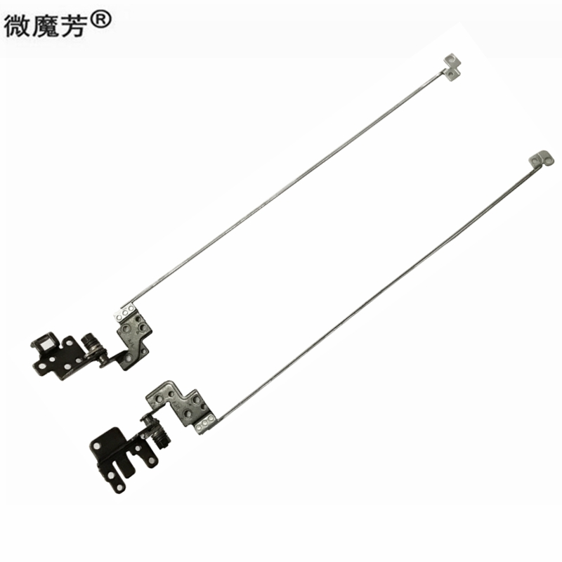 Laptops Replacements LCD Hinges Fit For Acer Aspire E5-575 E5-575G E5-575T E5-523 E5-553 E5-576 F5-573 LCD Hinges Set FBZAA01401