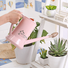 House Garden Plant Spray Watering Can 1pc Plastic Long Mouth Pot Gardening Tools Equipment