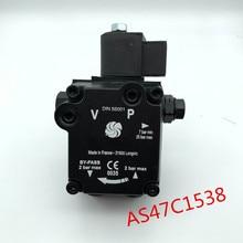 AS47C1538 Suntec oil pump for diesel oil or Oil gas dual burner One year warranty