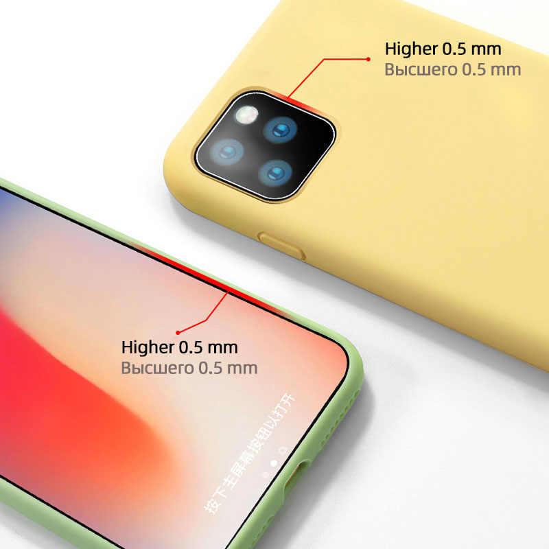 Flüssigkeit Silikon Fall für Huawei Ehre 10 Lite 20 Pro 9X Telefon Fall für Huawei Ehre 8X V20 V30 V10 20i 10i Lite 10 Ehre Coque