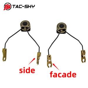 Image 1 - Arco trilha sordin mark + sara kit de compatível com msa sordin, tci liberator headset tático