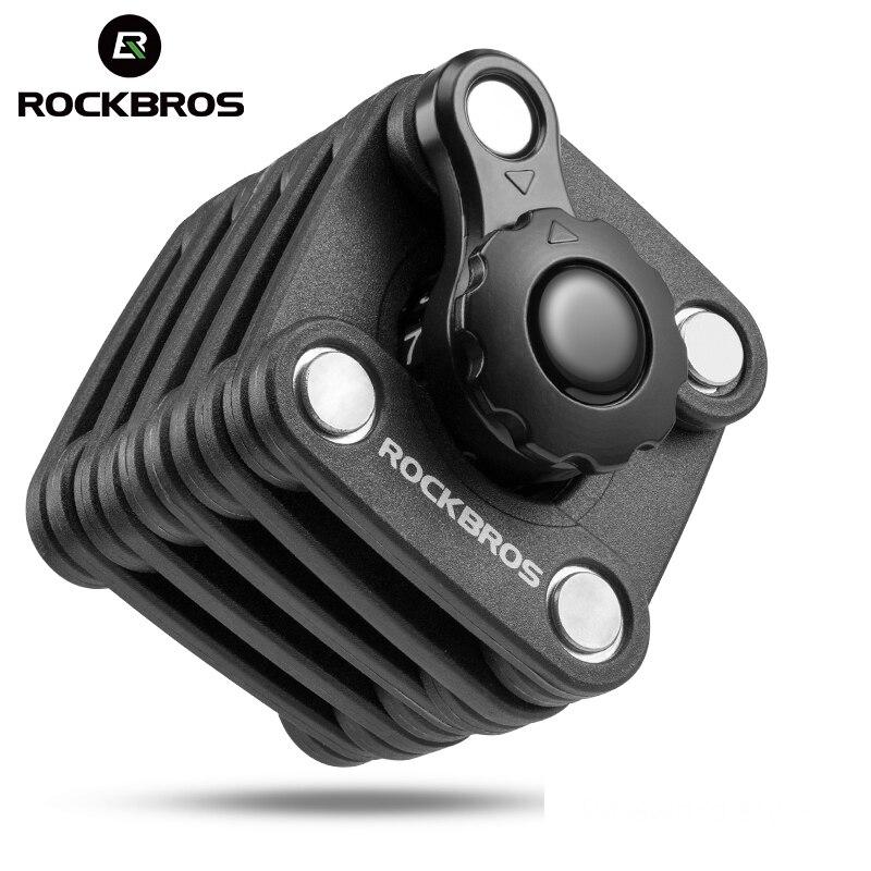 RockBros Antivol pliant pour V/élo