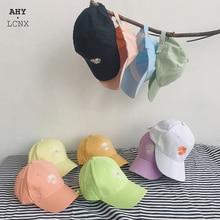 Hat Baby Baseball-Cap Snapback Kids Girl School Children Embroidery Green-Caps Boy Adjustable