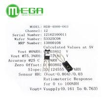 10 sztuk nowy HIH4000 SIP czujniki wilgotności pełne części nr. HIH4000 003