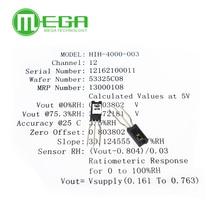 10pcs New  HIH4000  SIP Humidity Sensors  Full parts NO. HIH4000 003