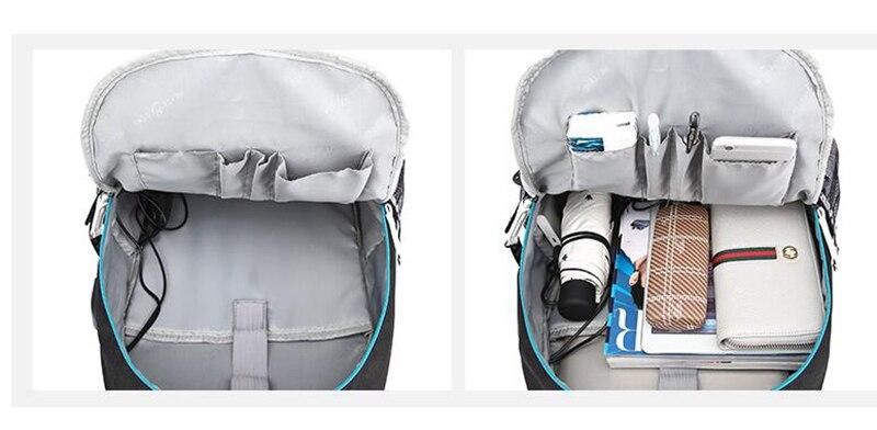 schoolbag crianças homens mulheres bolsa de viagem portátil