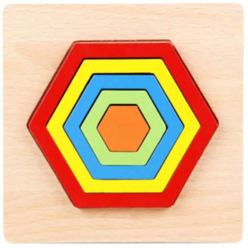 Montessori Cartoon Animal Educational Wooden Beaded Geometry Digital Clock Puzzles Gadgets Matching Clock Toy For Children 10