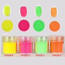 1/128 02 мм неоновые конфеты вид mix Цвет Блеск порошок лазерный