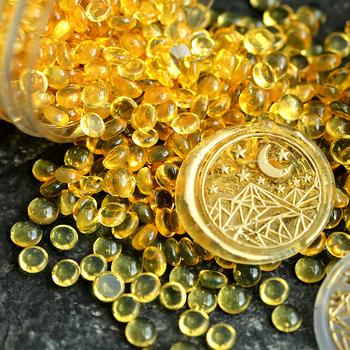 Przezroczysty wosk ziarno pieczęć woskowa lakier wosk uszczelniający ziarno lakier wosk ziarno pieczęć koperta ślubna woskowa pieczęć pieczęć woskowa wosk uszczelniający pieczęć narzędzie do robienia tanie i dobre opinie CN (pochodzenie) 1554562 dekoracja
