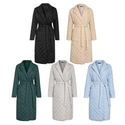 Trench Coats for Women,Autumn&Winter Lapel Faux Wool Coat Trench Jacket Long Sleeve Overcoat Outwear