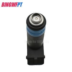 Image 4 - 4 adet/grup akış denge 850cc için yüksek empedans memesi yakıt enjektör V8 LT1 LS1 LS6 Deka 110324 FI114992 109991 FI114991