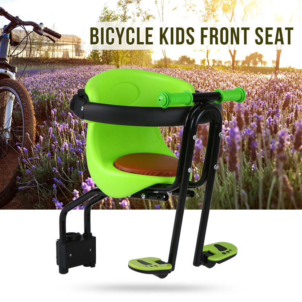 Child Bicycle Bike Front Seat Saddle Children Kid Baby Safety Carrier Chair New