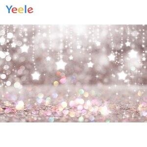 Image 4 - Yeele Wallpaper Glitter Lights Bokeh Room Decor Photography Backdrops Personalise Photographic Backgrounds For Photo Studio Prop