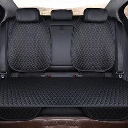 2020 искусственная кожа Универсальный легкий в установке автомобильный подушка сиденья оставаться на сидениях без скольжения Авто Чехлы не ...