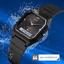 Eenvoudige Elektronische Horloge Sport Multifunctionele Fashion Outdoor Jeugd Horloge Luxe Casual Dames Horloge Klok Montre Femme Gift 2020