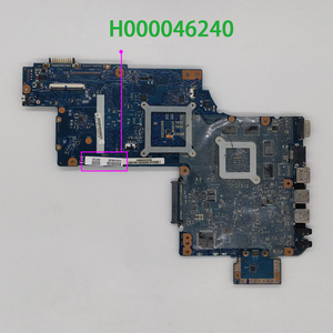Image 2 - H000046240 w 216 0833000 GPU PLF/PLR/CSF/CSR DSC MB REV:2.1 for Toshiba Satellite 17.3 L870 L875 NoteBook Laptop Motherboard