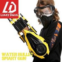 Пистолеты страйкбольные orbeez водяной пистолет робот трансформер
