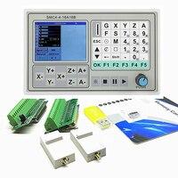 SMC4 4 16A16B 4 CNC Motion Controller Für Carving Maschine Control System für diy CNC maschine|Holzbearbeitungsmaschinen-Teile|   -