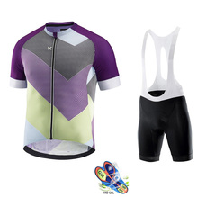 Raphaing Cycling Clothing Set Bike Uniforme Bicycle Breathable Mountain Suits maillots ciclismo hombre GOBIKING