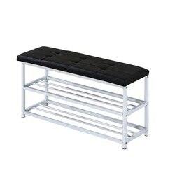 Nordic home drzwi do noszenia butów stołek stojak na buty wielowarstwowy stołek na buty taboret do przechowywania szafka na buty może siedzieć sofa stołek